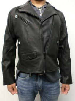 $498 NWT Levi's Made & Crafted Men's Leather Jacket - L - HM
