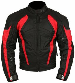 Milano Sport Gamma S Small Polyester Motorcycle Jacket with
