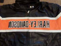 HARLEY DAVIDSON  REPLICA MEN'S CLASSIC CRUISER ORANGE STRIPE
