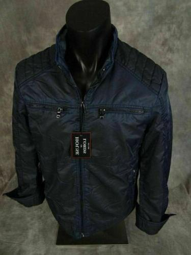120 mens house of motorcycle style bomber