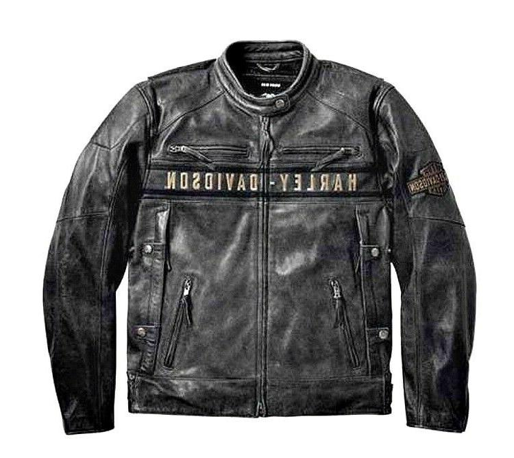Men's Harley Davidson Motorcycle Vintage Biker Distressed Ge