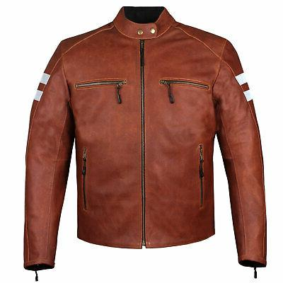 Men's Genuine Motorcycle Armor Safety