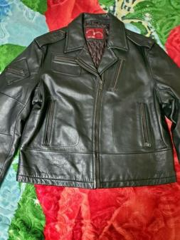 """LEVI'S Motorcycle Leather Jacket Special  Red Label"""" Men's x"""