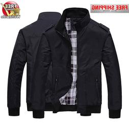 mens spring winter jackets coat 2019 plus