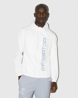 OVO Racer Packable Jacket - White - Size XL Brand New