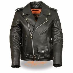 women s classic police style motorcycle jacket